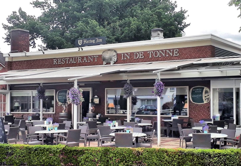 Terras & restaurant geopend!
